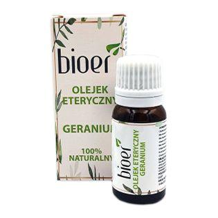 Olejek Eteryczny Geranium - 12ml - Bioer