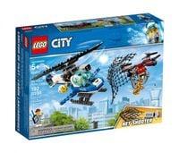 LEGO City - Pościg policyjnym dronem 60207