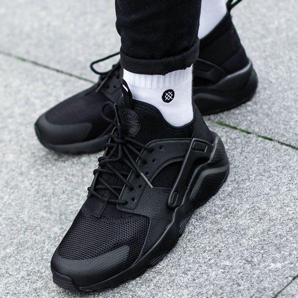 Nike Air Huarache Ultra czarny (Junior) (847569 004) od PLN 349,98