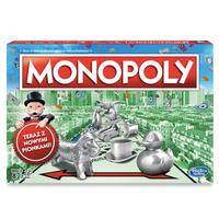 Gra Hasbro - Monopoly Standard classic Nowe figurki C1009