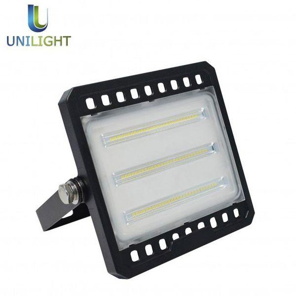 Naświetlacz LED SMD zimna barwa 50W IP65 ULFL73 zdjęcie 3