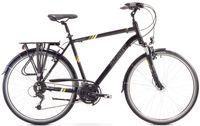 """Romet Wagant 4 XL (23"""") czarno-żółty"""