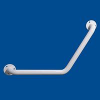 Uchwyt Kątowy dla Niepełnosprawnych specjalny 30/30cm biały fi32
