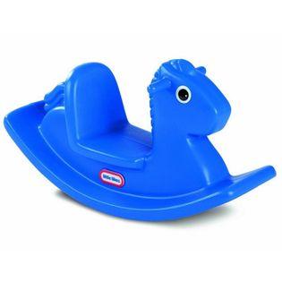 Lumarko Niebieski Koń Na Biegunach Bujak!