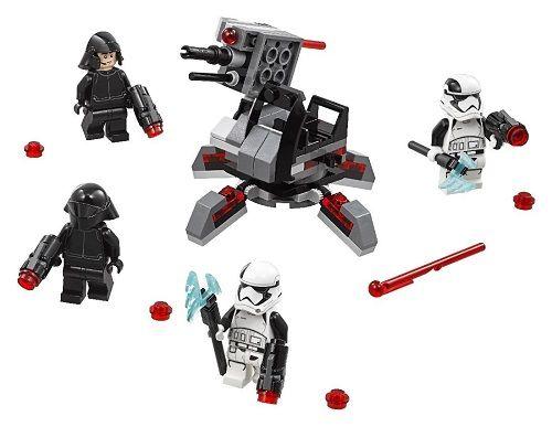 Klocki Lego 75197 Star Wars Najwyższy porządek zdjęcie 3