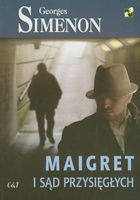 Maigret i sąd przysięgłych Simenon Georges