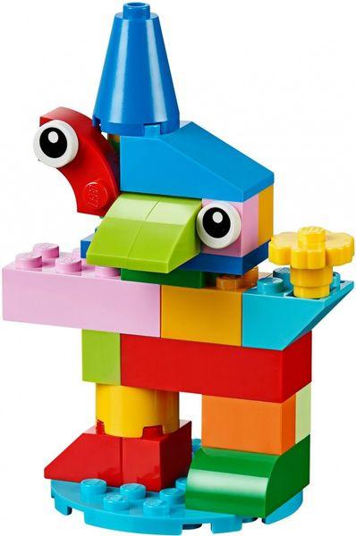 Lego Classic Kreatywne klocki zdjęcie 3