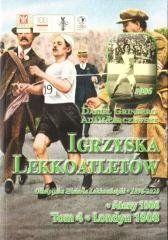 Igrzyska lekkoatletów. T.4 Ateny 1906, Londyn 1908 Daniel Grinberg, Adam Parczyński