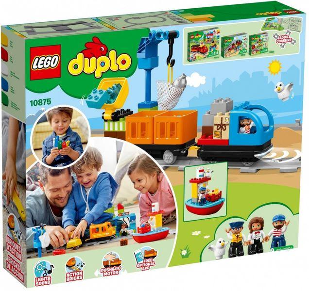 Lego Duplo Pociąg Towarowy Arenapl