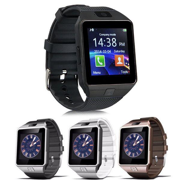 Zegarek smartwatch DZ09 aparat sim karta pamięci PREZENT NA KOMUNIĘ zdjęcie 1