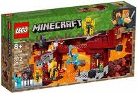 Lego Minecraft Most płomyków