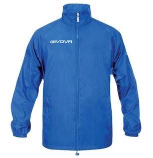 Kurtka Givova Rain Basico niebieska RJ001 0002 L