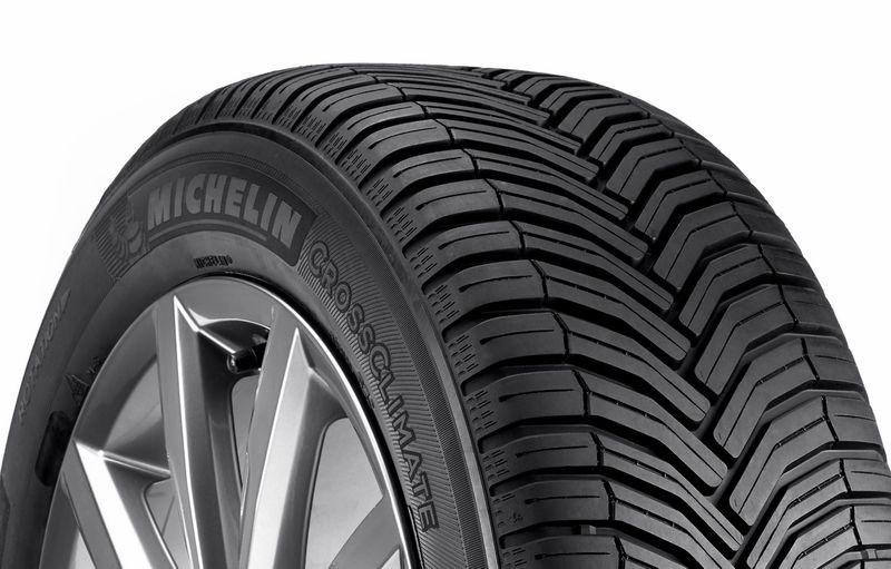 2x Opony 19560 R15 92 V Michelin Crossclimate Całoroczne Arenapl