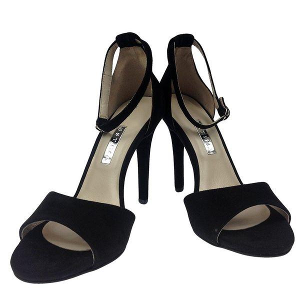 af129c38 Sandały Ryłko 9DBD0_14 czarne Rozmiar obuwia - 37, Kolor - Czarny zdjęcie 2