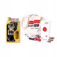 Soft99 extreme gloss kiwami shampon do aut ciemny