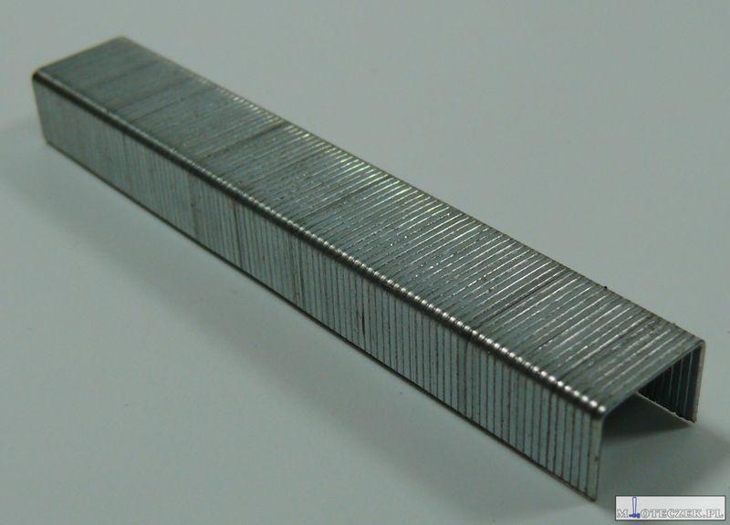 Zszywki Typ J 8mm 1000szt zdjęcie 2