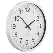 Zegar ścienny - 50 cm Uniprodo UNI_CLOCK_01