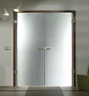 Drzwi szklane otwierane dwuskrzydłowe KAŻDY WYMIAR /  NA WYMIAR !