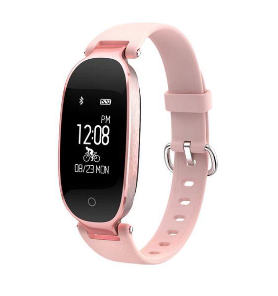Smartband zegarek S3 ELITE opaska sportowa pulsometr zdjęcie 1