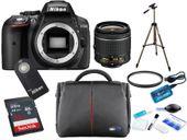 Aparat Nikon D5300 + 18-55 VR + ZESTAW 7 GRATISÓW
