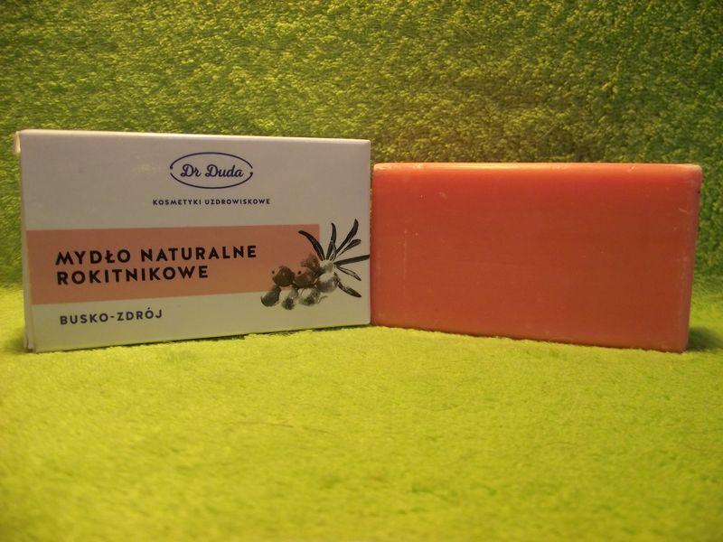Dr Duda- Naturalne mydło rokitnikowe zdjęcie 3