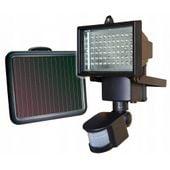 Lampa solarna halogen LED czujnik ruchu zmierzchu