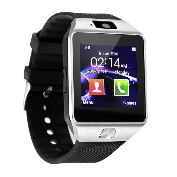 Smartwatch Zegarek DZ09 Menu PL GSM Slot SIM, SD zdjęcie 2