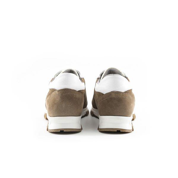 Made in Italia męskie buty sportowe brązowy 45 zdjęcie 5