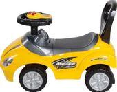 Jeździk Mega car - żółty
