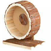 TRIXIE Koło dla gryzoni Natural Living, drewno 20 cm GXP-679879
