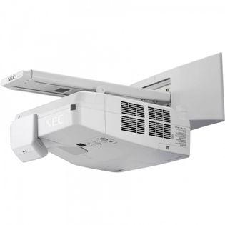 NEC LCD UM351W WXGA 3500AL ultra short throw + uchwyt
