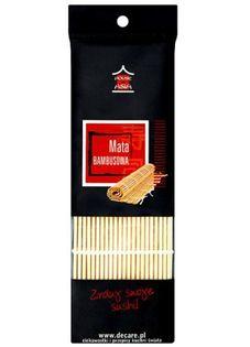 Mata bambusowa do sushi - House of Asia