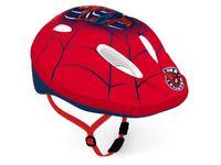 Kask Rowerowy, Na Rower Spiderman