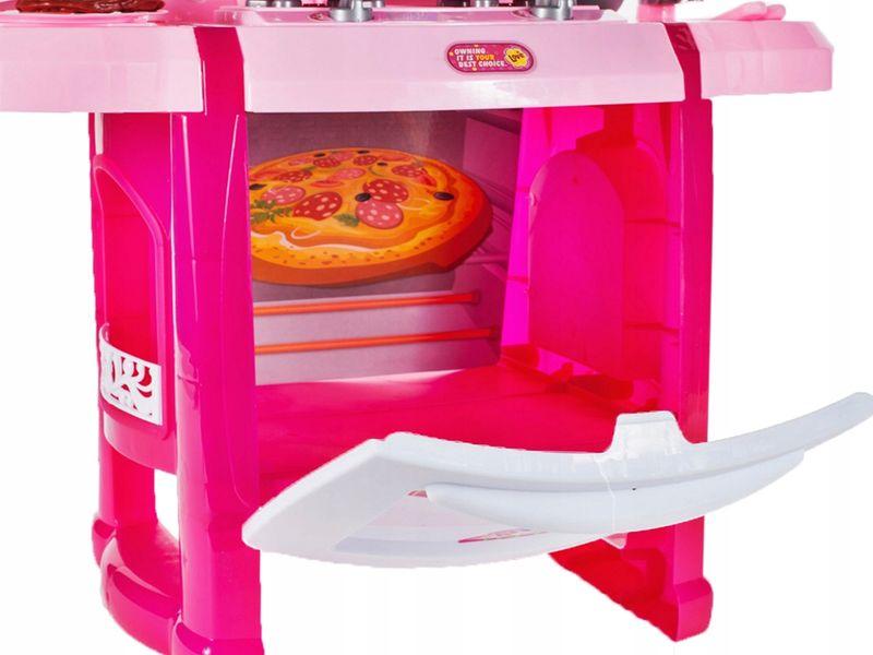 Kuchnia dla dzieci Piekarnik Zlew + Akcesoria Y162Z zdjęcie 8