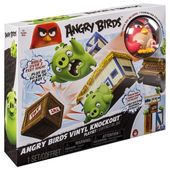 Spin Master Angry Birds - Vinylowy zestaw Angry Nokaut
