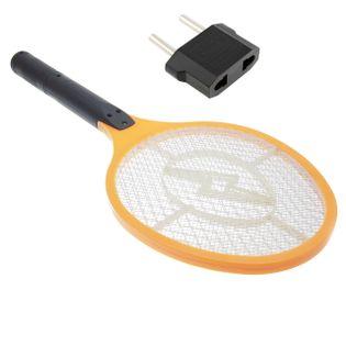 Elektryczna łapka na muchy, rakietka na owady, packa 230V