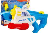 Pistolet na Wodę 1000 ml Biało- Niebieski