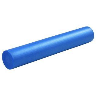 Piankowy wałek do jogi 15x90cm EPE niebieski VidaXL