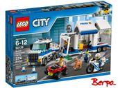 LEGO® 60139 City - Mobilne centrum dowodzenia