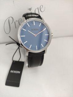 Zegarek męski Nixon PORTER LEATHER A1058 1647 NI352M00D-K11