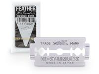 Feather HiStainless żyletki do maszynek do golenia