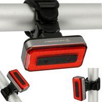 LAMPA TYLNA MERIDA HL-MD074 NA SZTYCĘ 60LM USB