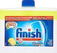 Finish płyn do czyszczenia zmywarki cytrynowy 250ml