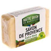 Mydło marsylskie migdałowe 100 g - Maître Savon
