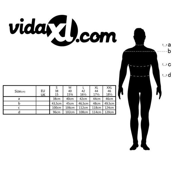 Koszula męska czarna, rozmiar S GXP 680865 • Arena.pl