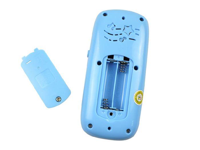Kolorowy TELEFONIK Dla Maluszka Dźwięki Światła zdjęcie 6