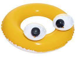 koło bestway oczy żółte