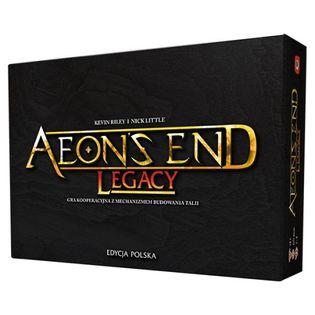 GRA AEONS END LEGACY- podstawa PORTAL GAMES