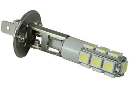 żarówka LED H1 13 SMD biała zimna 12v 24v wysoka jakość dzienne DRL