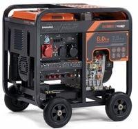 DAEWOO DDAE DDAE 11000XE-3 DIESEL AGREGAT GENERATOR PRĄDOTWÓRCZY 1x16A 230V, 1x32A 230V, 1x16A 380V AVR MOC 18KM - OFICJALNY DYSTRYBUTOR - AUTORYZOWANY DEALER DAEWOO